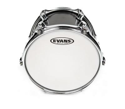 evans genera g1 8 coated drum head b08g1 vintage drum center. Black Bedroom Furniture Sets. Home Design Ideas