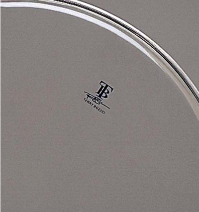 attack 12 terry bozzio signature 1ply medium snare side drum head vintage drum center. Black Bedroom Furniture Sets. Home Design Ideas