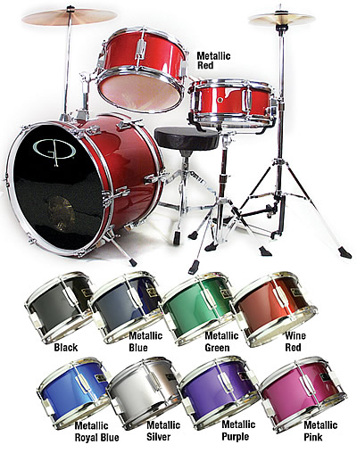 Gp50 For 3 8 Yrs Toddler Toymini Drum Set Vintage Drum Center