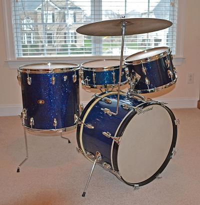 dating vintage premier drums