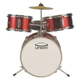 Union-UT3-red kids drum set