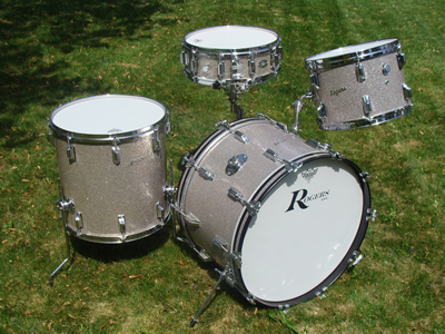 Rogers drum dating guide