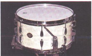 A classic Slingerland 7x14 Radio King from the 1940s