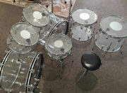 Ludwig clear vistalite - 2_opt