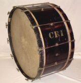"Historic Columbia Records 30th St. Studio ""House"" Bass Drum, Tony Bennett, Jo Jones Session 1957"